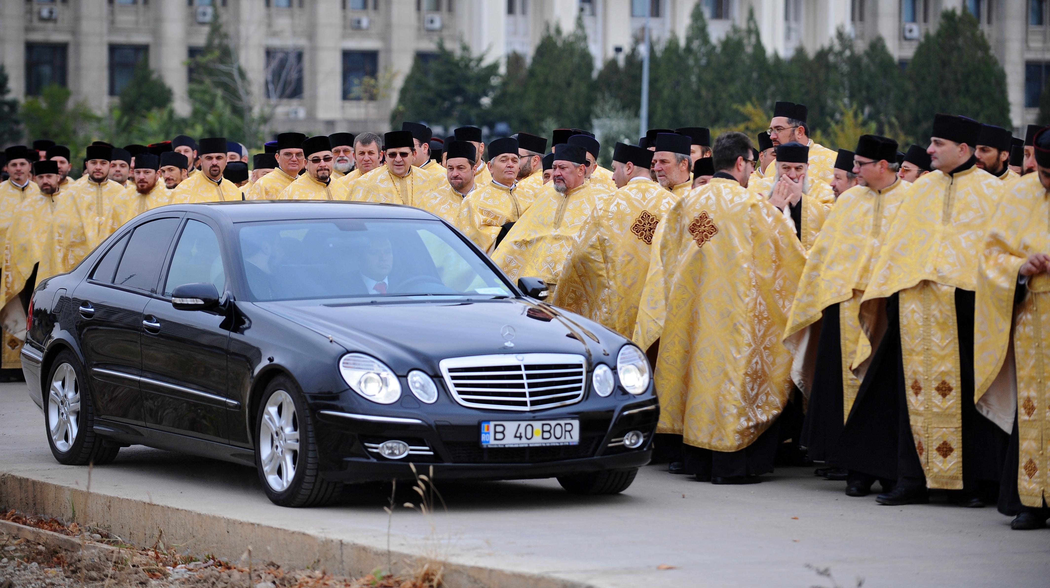 mercedesul-patriarhului