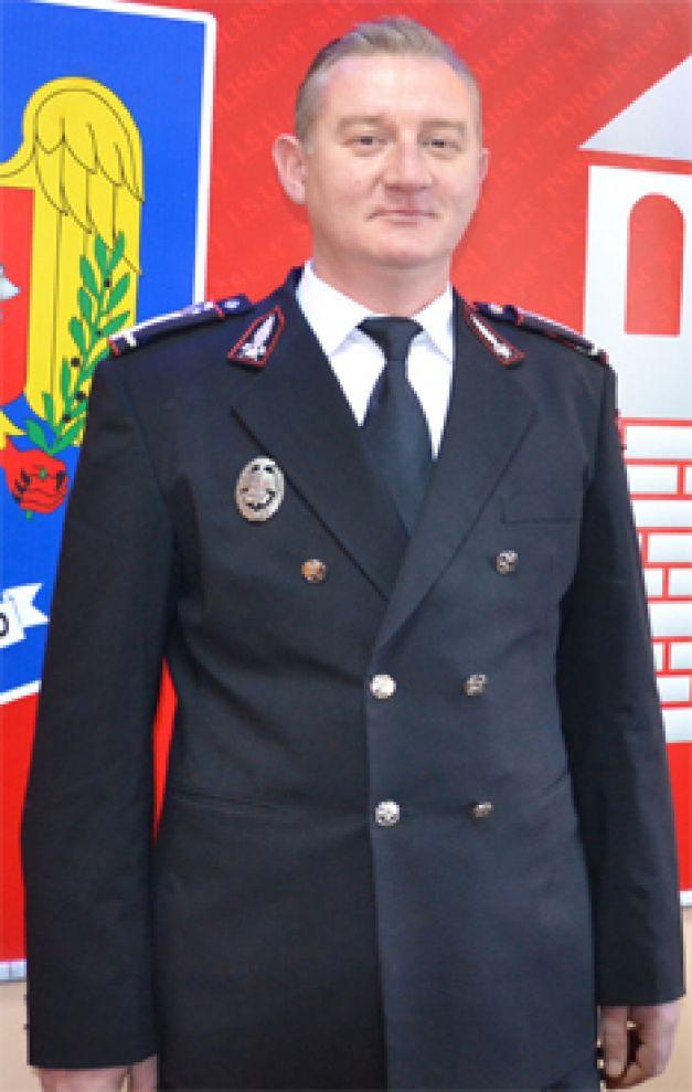 Generalul de brigadă Gheorghe Pop